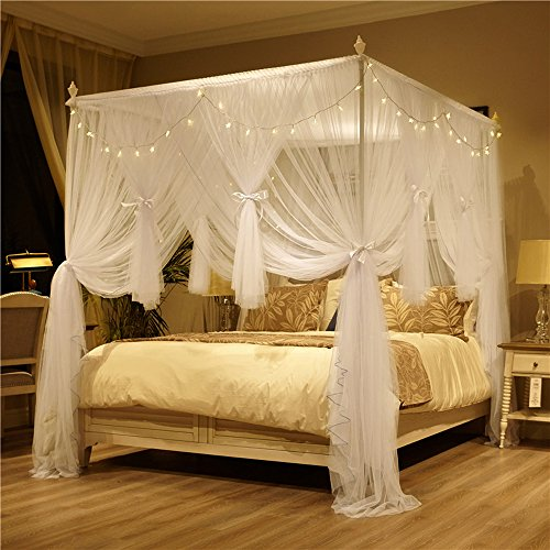 Bed Frame With Led Lights in US - 5