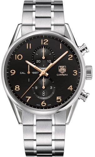 Mens-Tag-Heuer-Carrera-Calibre-1887-Automatic-Chronograph-Watch-CAR2014BA0796