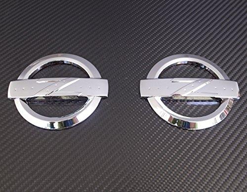 350z nissan emblem - 2
