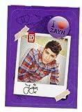 Zayn Malik sticker trading card (One Direction 1D) 2013 Panini #3