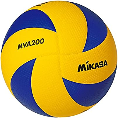 MIKASA MVA-200 Balón de Voleibol, Hombre, 5: Amazon.es: Deportes y ...