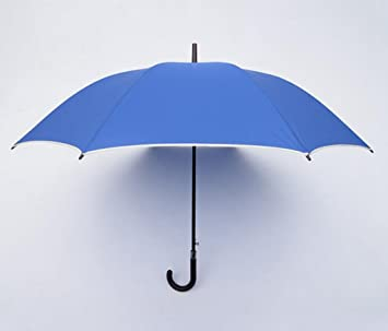 Longless Paraguas, anti-ultravioleta, soleado, de doble uso, tres paraguas.