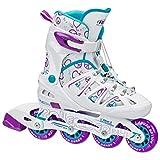 Best Girls Inline Skates - Roller Derby Girl's Stinger 5.2 Adjustable Inline Skate Review