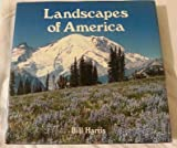 Landscapes of America, Bill Harris, 0517060450