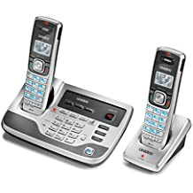 Uniden TRU9565-2 Digital 5.8 GHz Digital Caller ID Cordless Phone with One Extra Handset/Cradle