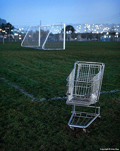 Shopping Cart - Fine Art Photograph by John Vias