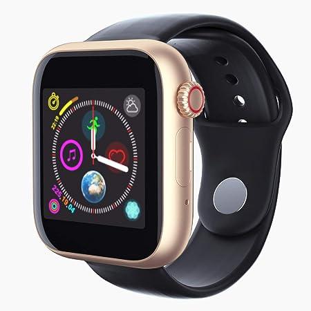 CHUSHENG Smart Touch Reloj Deportivo Bluetooth Pulsera ...