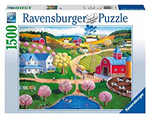 Farm Country 1500 Piece Puzzle
