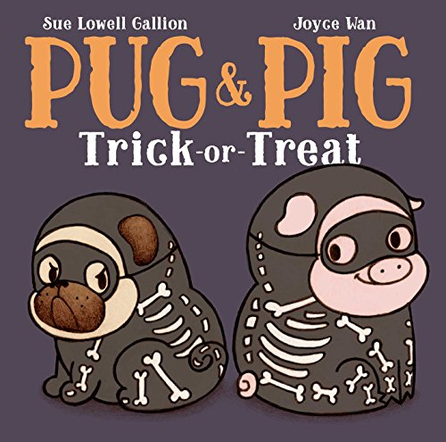 Pug & Pig Trick-or-Treat ()