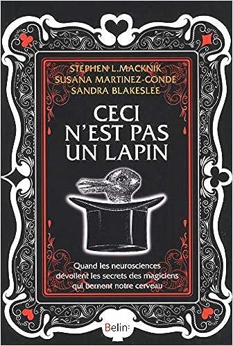 Ceci Nest Pas Un Lapin >> Ceci N Est Pas Un Lapin 9782701198354 Amazon Com Books