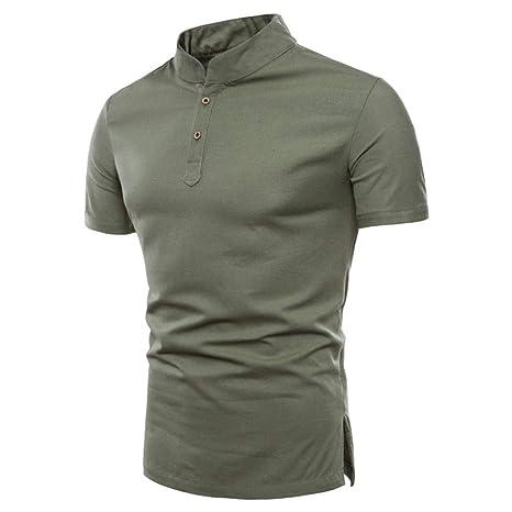 poLo,Green Mens Pullover Ropa Camisetas De Manga Corta Camisas ...