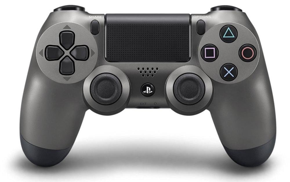 PS4 Controller (steel black)