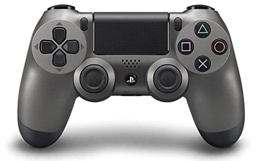 1472 opinioni per PlayStation 4: Dualshock Controller, Steel Black- Special Limited