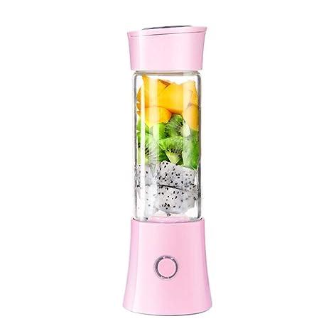 Hetick Portátil Mini Juicer Blender Hogar Frutas Batidora ...