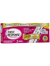 First Response Early Result Gold Digital Pregnancy Test -- BOBEBE Online Baby Store From New York to Miami and Los Angeles