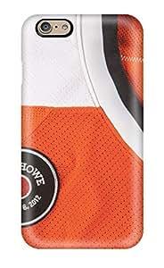 For Iphone 6 Premium Tpu Case Cover Philadelphia Flyers (2) Protective Case