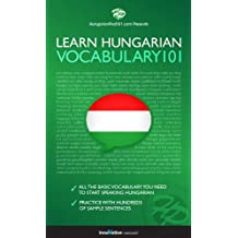 Learn Hungarian - Word Power 101