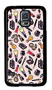 Samsung Galaxy S5 Case and Cover -Makeup Artist1 Polycarbonate Hard Case Back Cover for Samsung S5/Samsung Galaxy S5 Black