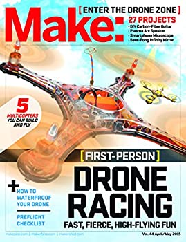 1-Year Make Magazine Subscription
