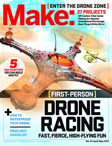 Magazines : Make : Technology on Your Time
