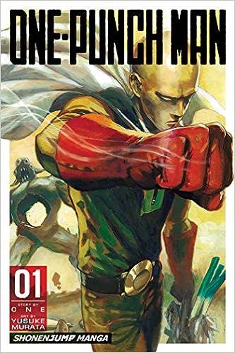 Vol One-Punch Man 1