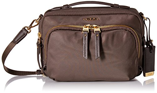 Tumi Women's Voyageur Luanda Flight Bag Mink by Tumi