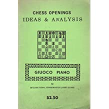 Chess openings ideas and analysis, Evans Gambit and Hungarian defense