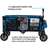 Timber Ridge Camping Wagon Folding Garden Cart