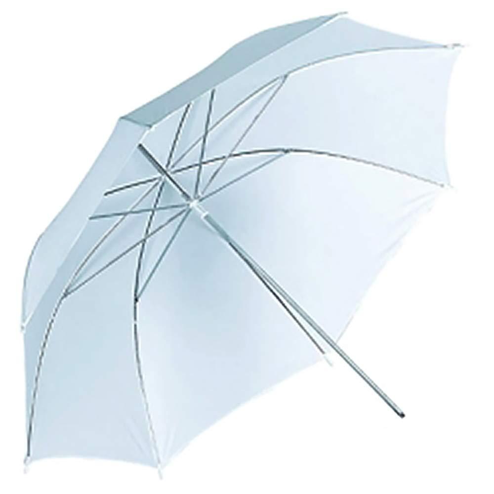 /Paraguas difusor Blanco transl/úcido 101/cm Cablematic/