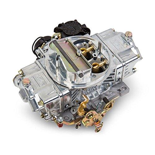 Holley 0-80870 Street Avenger 870 CFM Four Barrel Vacuum Secondary Electric Choke -