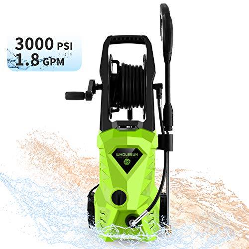 WHOLESUN 3000PSI Pressure Washer