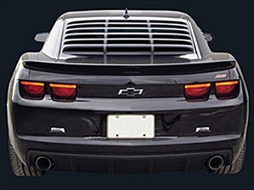 Willpak Industries 1565 ABS Car Louver for Chevrolet Camaro