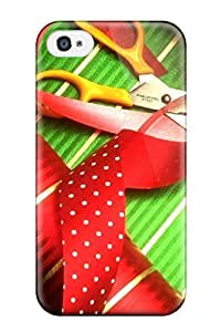 New Style Case Cover IiidrJa1827AgJPU Christmas 3 Compatible With Iphone 4/4s Protection Case