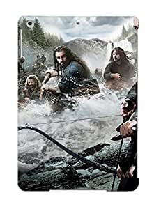 Ipad Air Ikey Case Cover Skin : Premium High Quality The Hobbit The Desolation Of Smaug Case(nice Choice For New Year's Day's Gift)