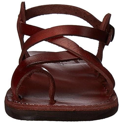 64516a6ffe4e 50%OFF Jerusalem Sandals Women s the Good Shepherd Buckle Toe Ring ...