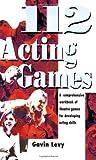 112 Acting Games, Gavin Levy, 1566081068