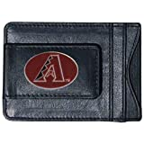 Siskiyou MLB Arizona Diamondbacks Leather Cash and Card Holder