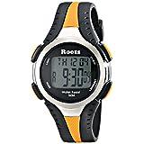 Roots Men's 1R-AT130YE1Y Blackcomb Digital Display Quartz Multi-Color Watch
