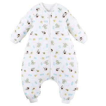 Burt/'s Bees Baby Boy Gown//Sleepsack ~ Gray /& White ~ 0-9 Months ~