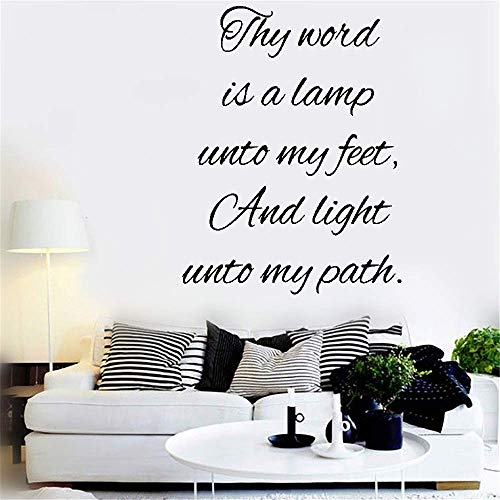 Thy Word Is A Light To My Path in US - 1