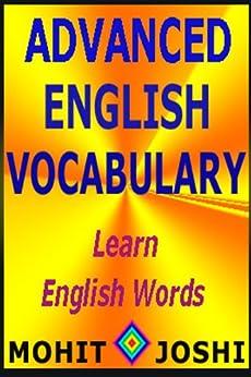 Advanced English Vocabulary (English Edition) de [Joshi, Mohit]