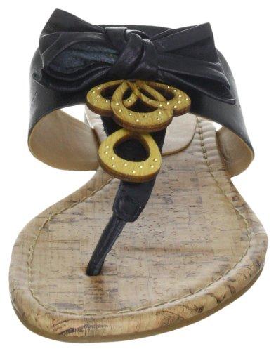 Black Leather Casein Chaussons Leather Via Uno 21110610 Uno Noir Via femme 7PvpAxOq