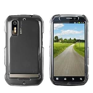 Motorola Photon 4G/Electrify Protector Case Phone Cover - Clear