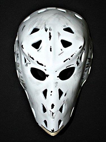 - tripple_777 1:1 Custom Vintage Fiberglass Roller Ice Hockey Goalie Mask Keeper Helmet Paul Harrison HO80