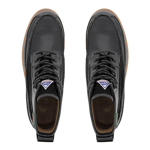 G.H,.Bass & Co. X Cape Heights Black Leather