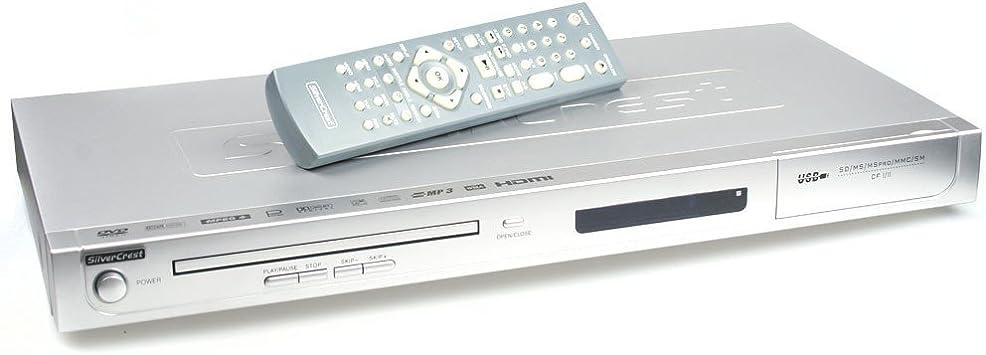 Targa With Card Reader Hdmi Dvd Player Usb Mp3 Elektronik