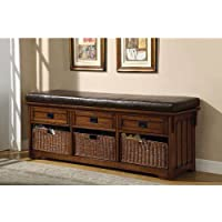 Coaster Furniture Calexico Storage Bench