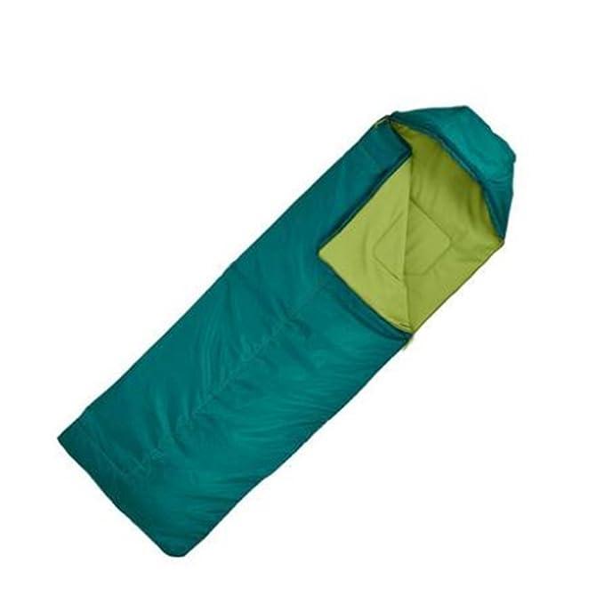CAICOLOR Receso al mediodía, Saco de dormir para acampar, Saco de dormir compacto de senderismo, Puertas de salida, 3 estaciones para acampar, ...