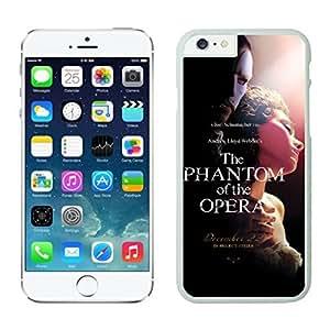 NEW DIY Unique Designed Case For Iphone 6 Opera iphone 6 White 4.7 TPU inch Phone Case 327