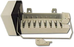 Refrigerator Icemaker Exact fit for Amana, Maytag D7824703, 312739, AP4135008, D7824706Q, D7824705Q, R0154025